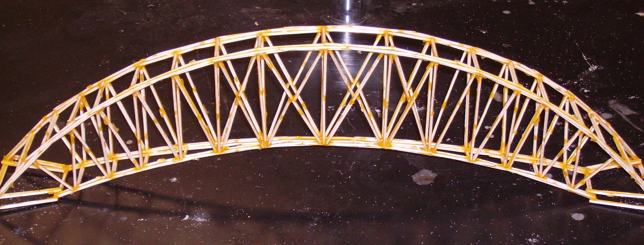 Build Shed 2017 How To Build A Truss Bridge With Toothpicks